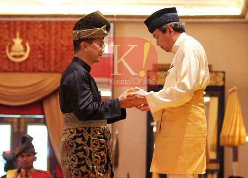 Azmin Ali: Sultan Selangor mahu Kerajaan Selangor terus stabil untuk membangunkan negeri dan melaksanakan tanggungjawab kepada rakyat