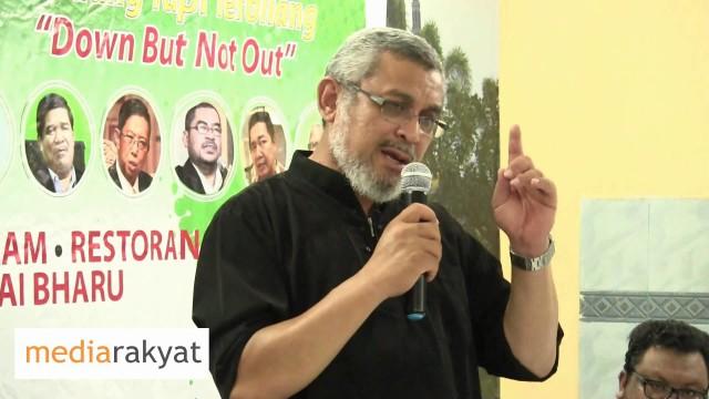 Khalid Samad: Mempertahankan Wawasan Diperjuangkan Oleh Almarhum Ustaz Fadzil Noor & TG Nik Aziz