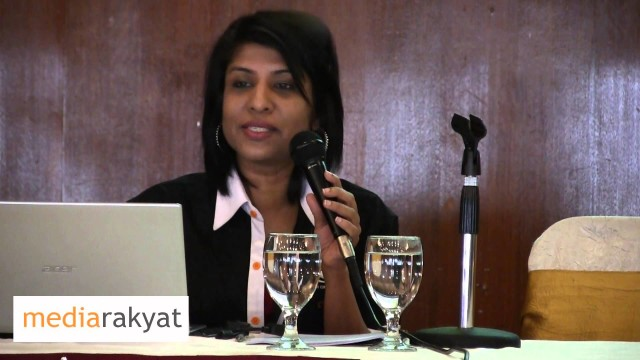 Cynthia Gabriel: OSA, Moving From Secrecy To Open Governance