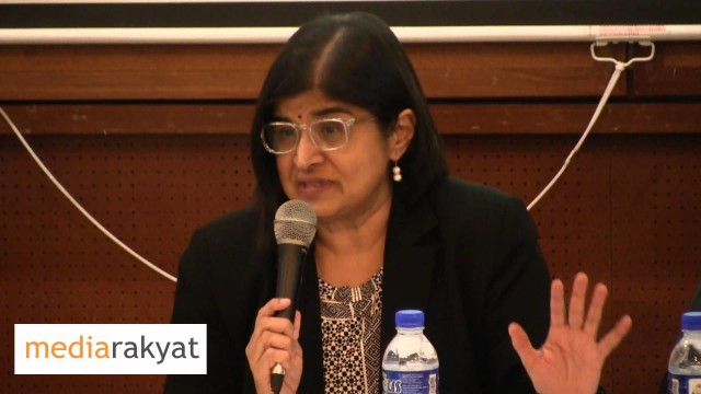 Ambiga Sreenevasan: This Government Doesn't Believe In True Democracy