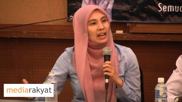 Nurul Izzah: Najib should stop using the BN controlled media and Justo's statements to deflect from his own alleged wrongdoings