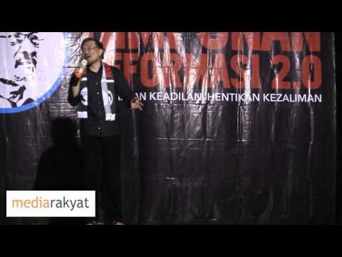 Anwar Ibrahim: Najib, Jangan Lari, Kalau Ada Rasuah, Kamu Lawan