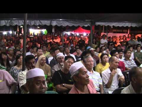 Anwar Ibrahim: Kita Tak Akan Izinkan Pemimpin-Pemimpin Yang Merompak & Mencuri Duit Rakyat