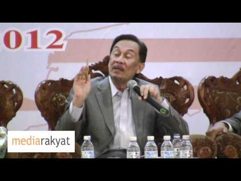 Anwar Ibrahim: Kita tak punyai banyak masa, kita mesti bertindak segera!