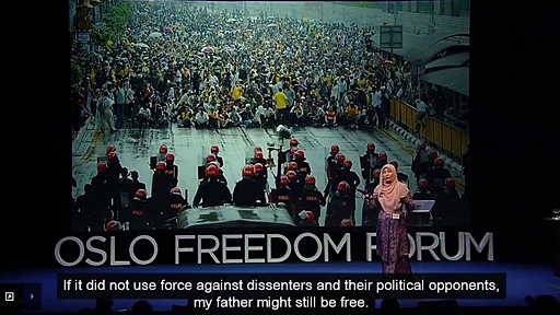 Nurul Izzah: Malaysia's Most Wanted