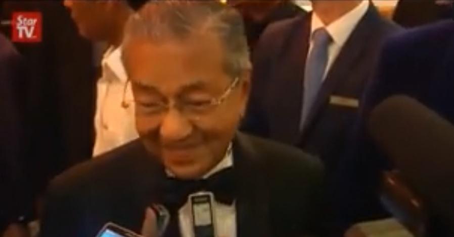 Mahathir's Birthday Wish For Najib: Retires Pleasantly & Enjoys Retirement