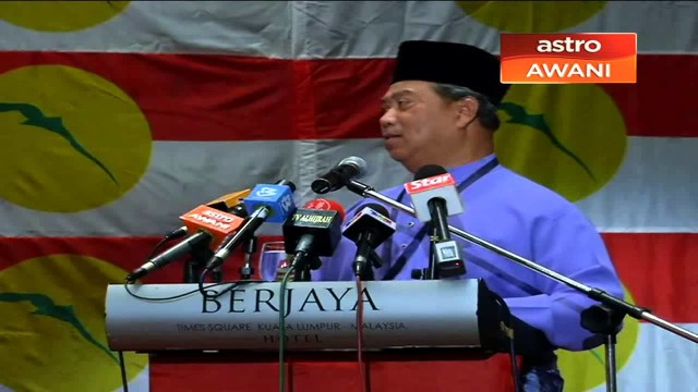 Muhyiddin Yassin: Berhentilah hentam Tun Dr Mahathir