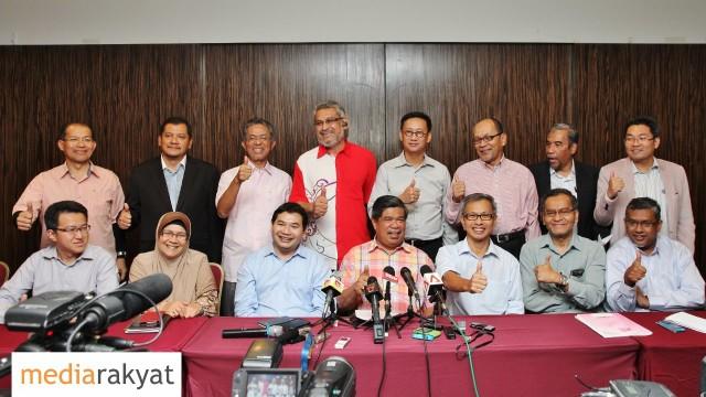 (Video) Undi Tidak Percaya Terhadap Najib Razak Ke Arah Penubuhan Kerajaan Peralihan