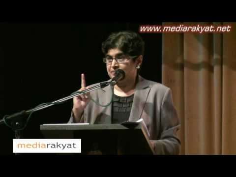Ambiga Screenevasan: This Government Does Not Have The Political Will To Fight Corruption (Part 2)