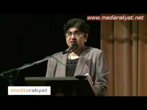 Ambiga Screenevasan: This Government Does Not Have The Political Will To Fight Corruption (Part 1)