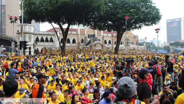 Bersih 2.0: The Rakyat Has Voiced It, Loud And Clear