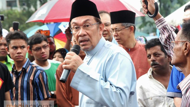 Anwar Ibrahim: DS Najib, Do Not Destroy The Integrity Of Our Institutions