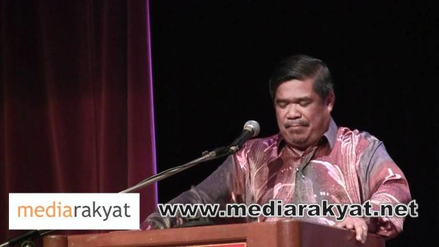 Mat Sabu: Kalau UMNO Kalah Siapa Nak Jaga Melayu?