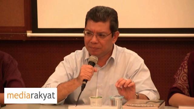 Saifuddin Abdullah: The Civil Servants Are Speaking Up Now