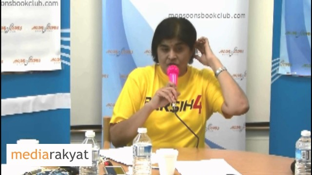Ambiga Sreenevasan: Everybody Has To Speak Up With 1 Voice, How Long Can They Ignore The Masses?