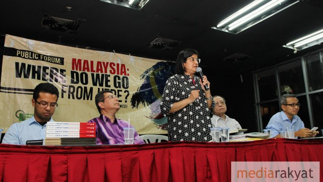 Ambiga Sreenevasan: The Government Has Completely Lost Its Moral Compass