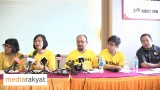 Bersih 2.0: Banning Bersih 4 tshirts is laughable, a show of a desperate government's inability to deal with diverse views