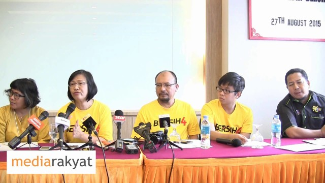 Bersih 4: Political Reform Is A Long Struggle, We Have To Start Now