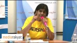 Ambiga Sreenevasan: The People Who Disrespect The Laws In Our Country Are The One Running The Country