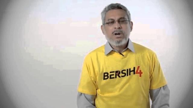 (Bersih4Malaysia) Khalid Samad: Kewajiban Menentang Kezaliman, Bersama Bersih 4.0