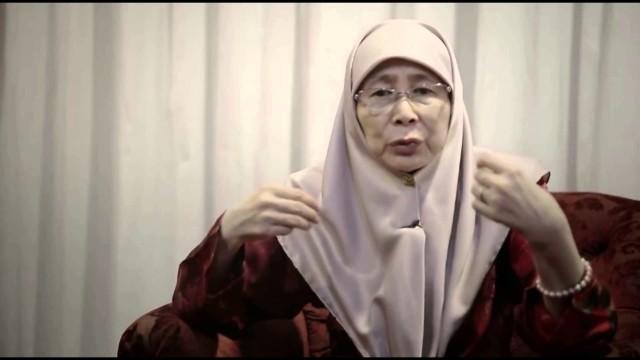 "(Bersih4Msia) Dr Wan Azizah: Anak Cucu Akan Tanya ""Apa Yang Kita Lakukan Untuk Menyelamatkan Negara"""