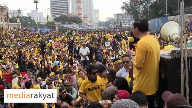CNBC: Will Malaysia's 'Bersih' movement spark change?