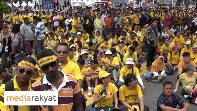 (Bersih 4) Ahmad Awang: Inilah Perhimpunan Yang Akhir Sebelum Kita Menumbangkan Barisan Nasional