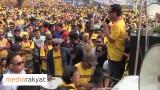 (Bersih 4) Nik Nazmi: Kita Tidak Takut Dengan Kerajaan, Tetapi Kerajaan Sepatutnya Takut Dengan Rakyat