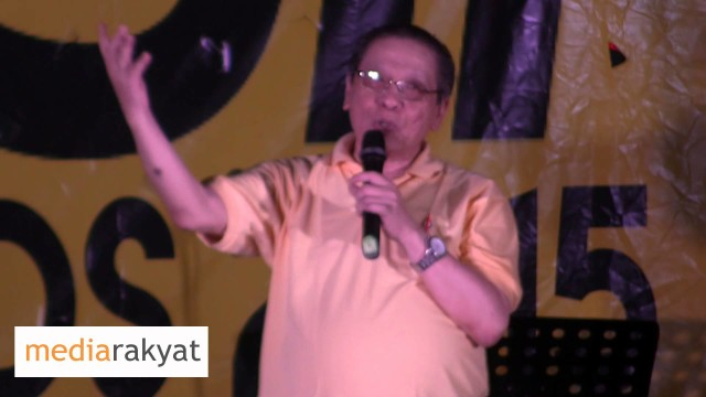 Lim Kit Siang: Stop playing politics to make a mountain out of a molehill over Nurul Izzah's recent visit to the Philippines