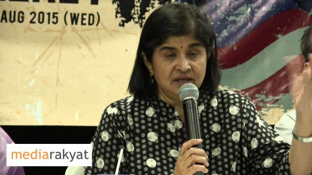 Ambiga Sreenevasan: Barisan Nasional Has Been In Power For Too Long