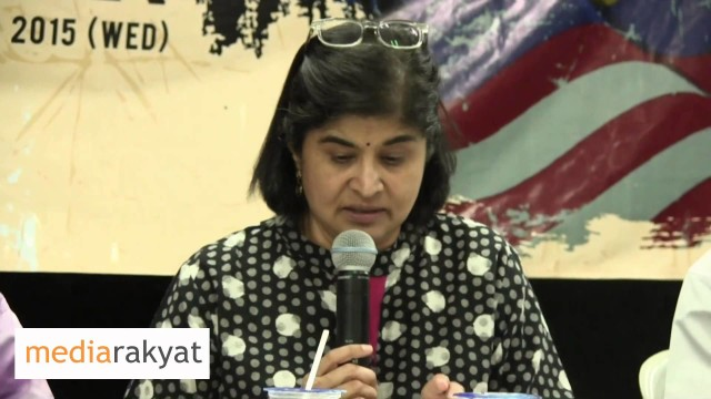 Ambiga Sreenevasan: Nobody Gives You RM2.6 Billions Without A Benefit