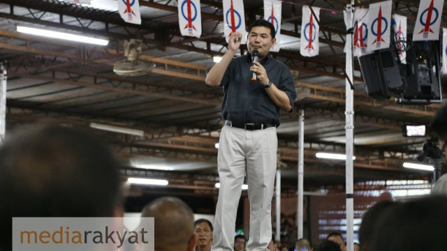 Rafizi Ramli: Only Take 1 Small Push, Najib May Occupy The Cell Where Anwar Is Today
