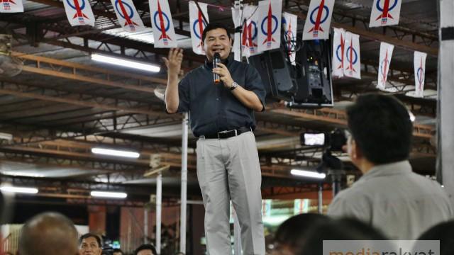 Rafizi Ramli: On August 29, Make Sure The Whole KL Will Hear Our Demand, Najib Has To Go