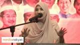 Nurul Izzah: Jangan Membiarkan UMNO & Najib Menghancurkan Masa Depan Malaysia