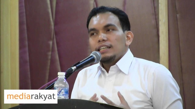 Syahredzan Johan: Not Only They Want You To Stop Talking, They Want You To Stop Thinking