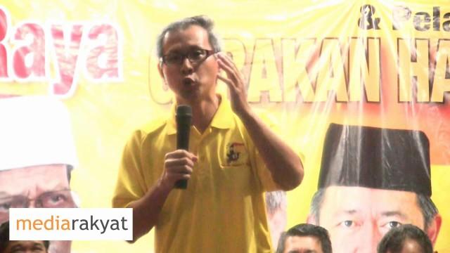 Tony Pua: Kita Tak Nak Lagi Satu Kerajaan Yang Rasuah