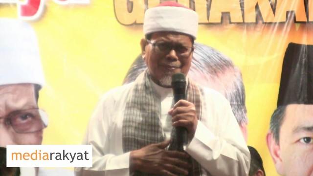 Ustaz Ahmad Awang: Harapan Baru Akan Melahirkan Sebuah Parti Politik Islam Yang Inclusive