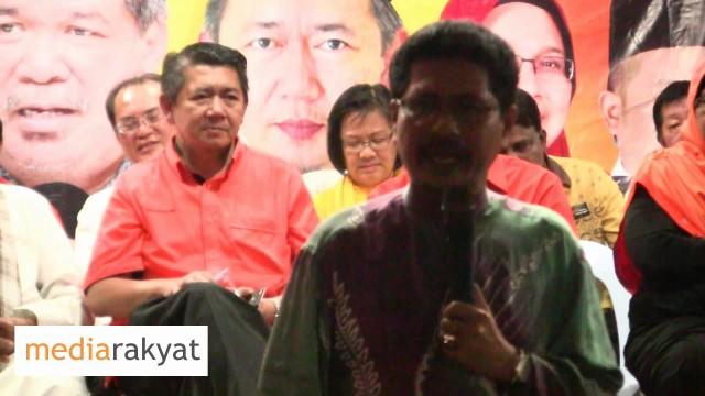 Abdullah Sani: 29hb, 30hb Kita Menegaskan Rakyat Sudah Bosan Dengan UMNO Barisan Nasional