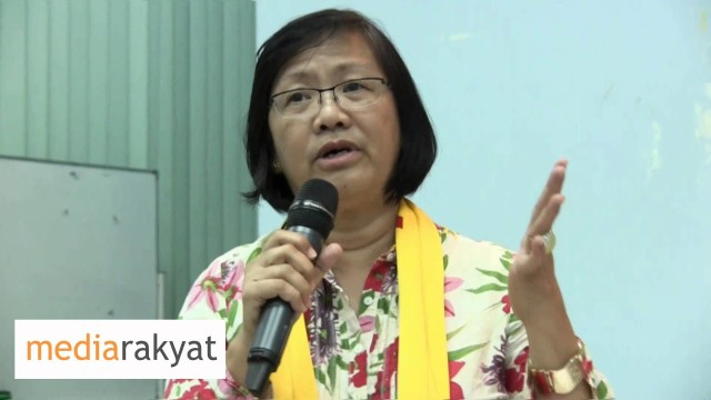 Maria Chin Abdullah: Bersih 4 is an event, how do you define it as illegal?