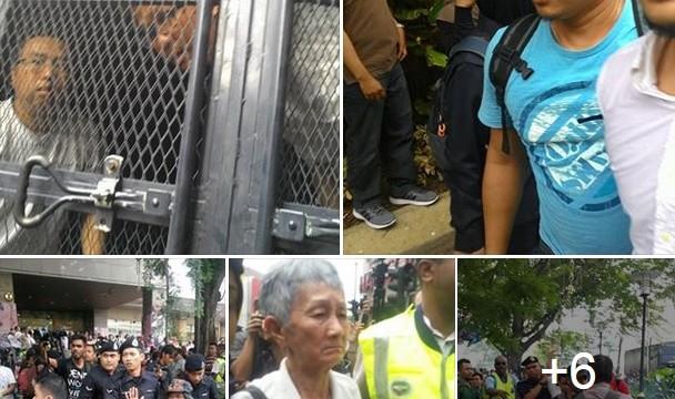 Bersih 2.0: Tangkapan terhadap aktivis sahkan keterdesakan Perdana Menteri