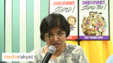 "Ambiga Sreenevasan: The ""Donation"" Story Bluffed, Unfortunately It Was Not A Clever Bluff"