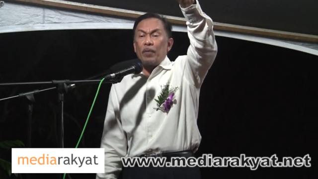 Anwar Ibrahim: Tun Mahathir Committed No Crime When He Voiced Criticism Against The Prime Minister On 1MDB