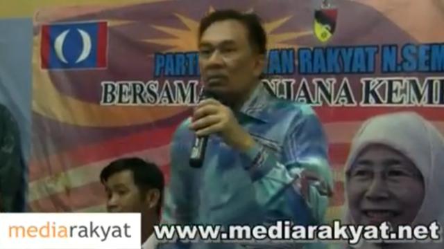 Anwar Ibrahim: Siapa Jaga Utusan Malaysia?