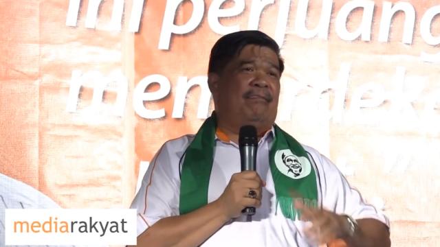 Mat Sabu: Menteri Dalam Negeri Memberi Lesen Kepada Samseng Untuk Bertindak Di Malaysia
