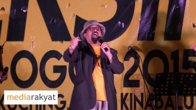 Syed Husin Ali: Hishamuddin Rais, Tokoh Pejuang Jalanraya
