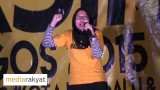 (Bersih 4) Fadiah Nadwa: We Got To Reclaim This Country From The Robbers