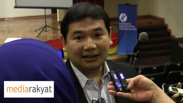 "Rafizi Ramli: The Public & Electorate Will Not Tolerate Another So Called ""Marriage Of Convenience"""