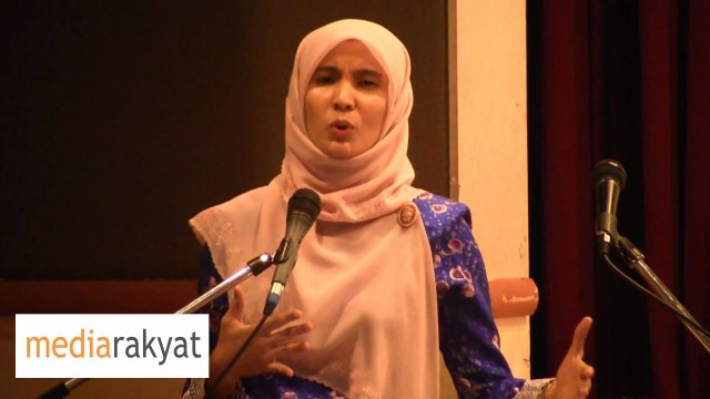 Nurul Izzah: Mahasiswa Hari Ini, You Hold The Key To The Future