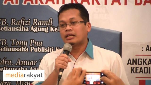 Nik Nazmi: Pakatan Rakyat Sebagai Gabungan Pembangkang Yang Paling Berjaya Dalam Sejarah