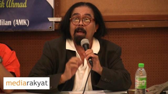 Hishamuddin Rais: Sebelum Pilihanraya, Kita Wajib Turun Ke Jalanraya